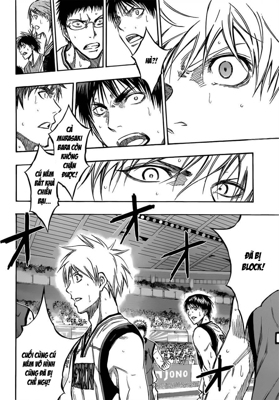 Kuroko No Basket chap 185 trang 17