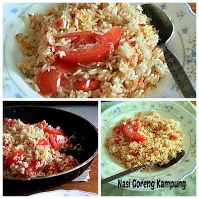 Nasi Goreng Kampung Recipe @ treatntrick.blogspot.com