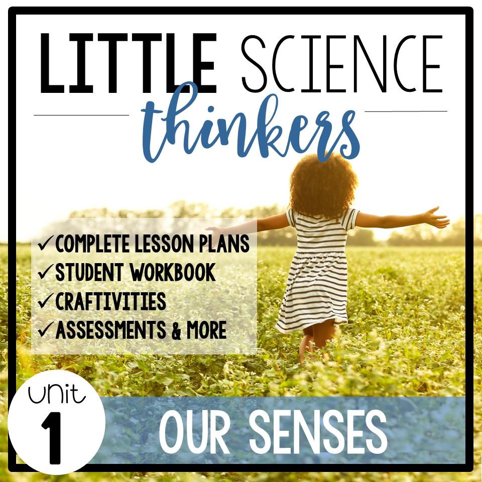 Little SCIENCE Thinkers! - Mrs. Jones's Kindergarten