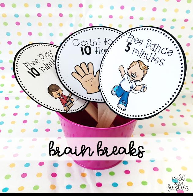 Brain Breaks: We ALL Need Them!