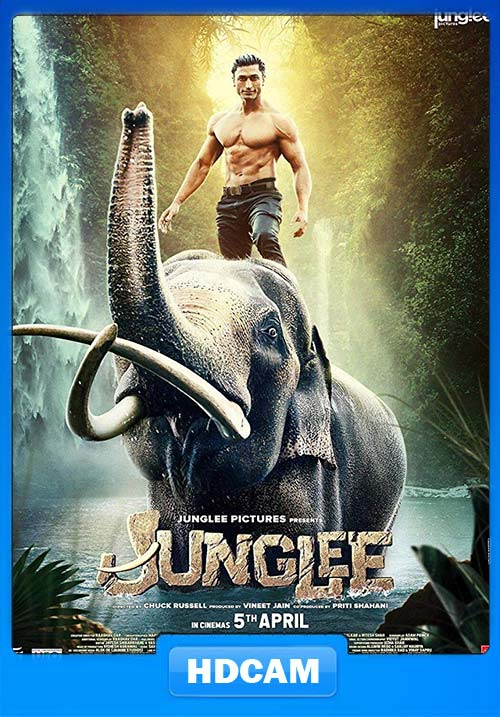 Junglee 2019 Hindi 720p HQ PRE Rip X264 | 480p 300MB | 100MB HEVC