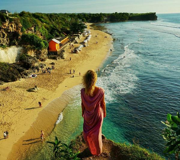 Tempat Wisata Pantai Balangan Bali