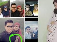 Suami Selingkuh Saat Istrinya Tengah Hamil, Wanita Berkacamata ini Diburu Netizen