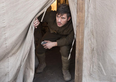 Timeless Season 2 Matt Lanter Image 1