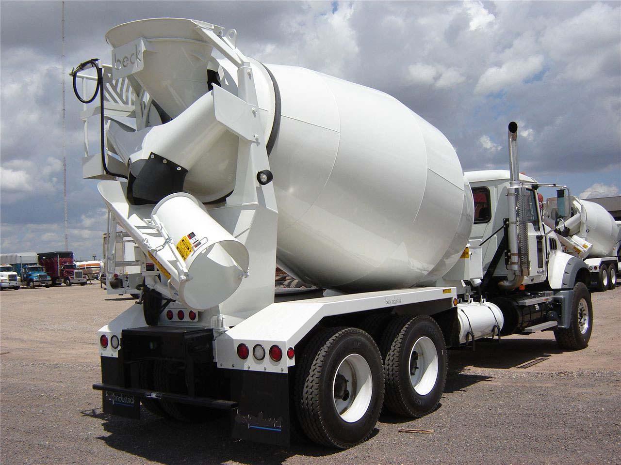 Concrete Mixers Engineersdaily Free Engineering Database