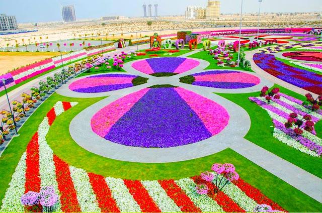 Lugares coloridos pelo mundo