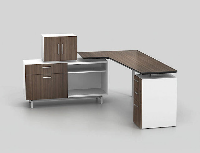 best buy white walnut modern office furniture desks for sale online
