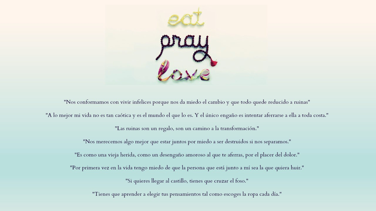 Ponnystars Eat Pray Love