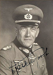 20 February 1940 worldwartwo.filminspector.com General von Falkenhorst