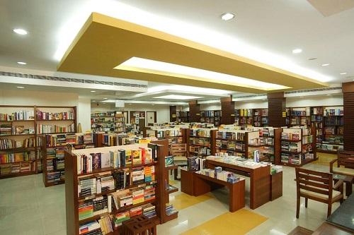 Odyssey bookstore to explore in Chennai