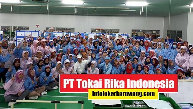 Lowongan Kerja PT Tokai Rika Indonesia 2020