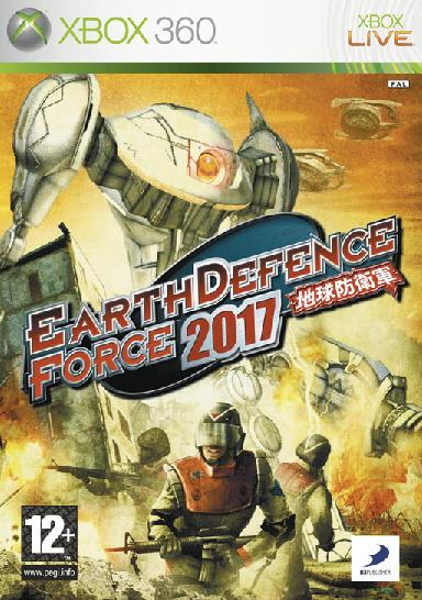t2732.earthdefence360 - Earth Defence Force 2017