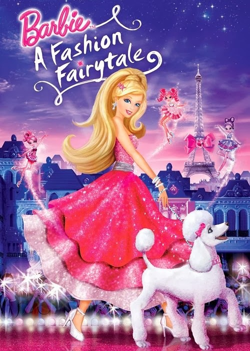 Barbie A Fashion Fairytale (2010) Movie Online For Free in English