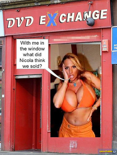 nudes sturgeon Fake nicola