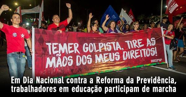 Tag Frases Para Cartazes Contra A Reforma Da Previdencia