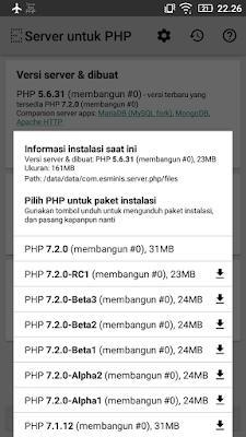 Cara Membuat Web Server di Android