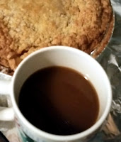 apple pie flavored coffee 1
