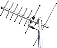 antena tv digital pamulang, tangerang