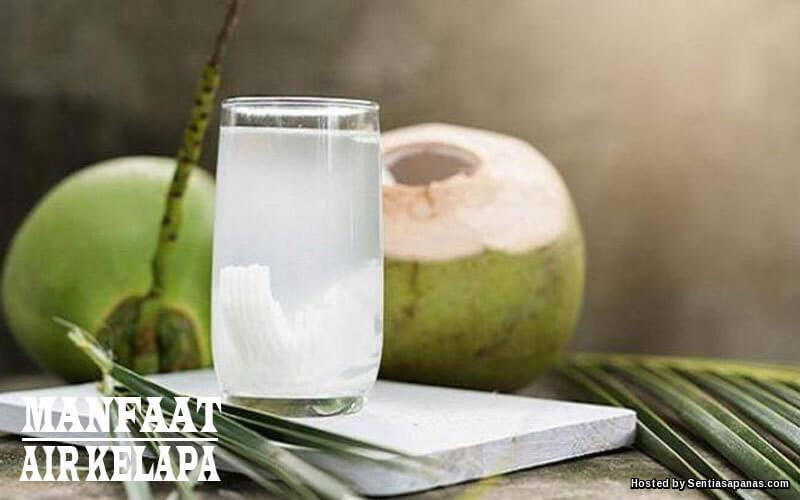 Manfaat Minum Air Kelapa Setiap Hari