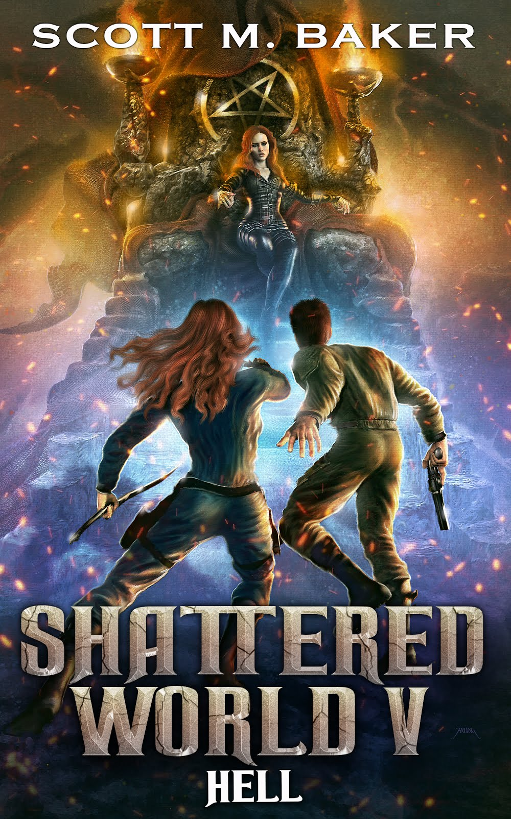 Shattered World V: Hell