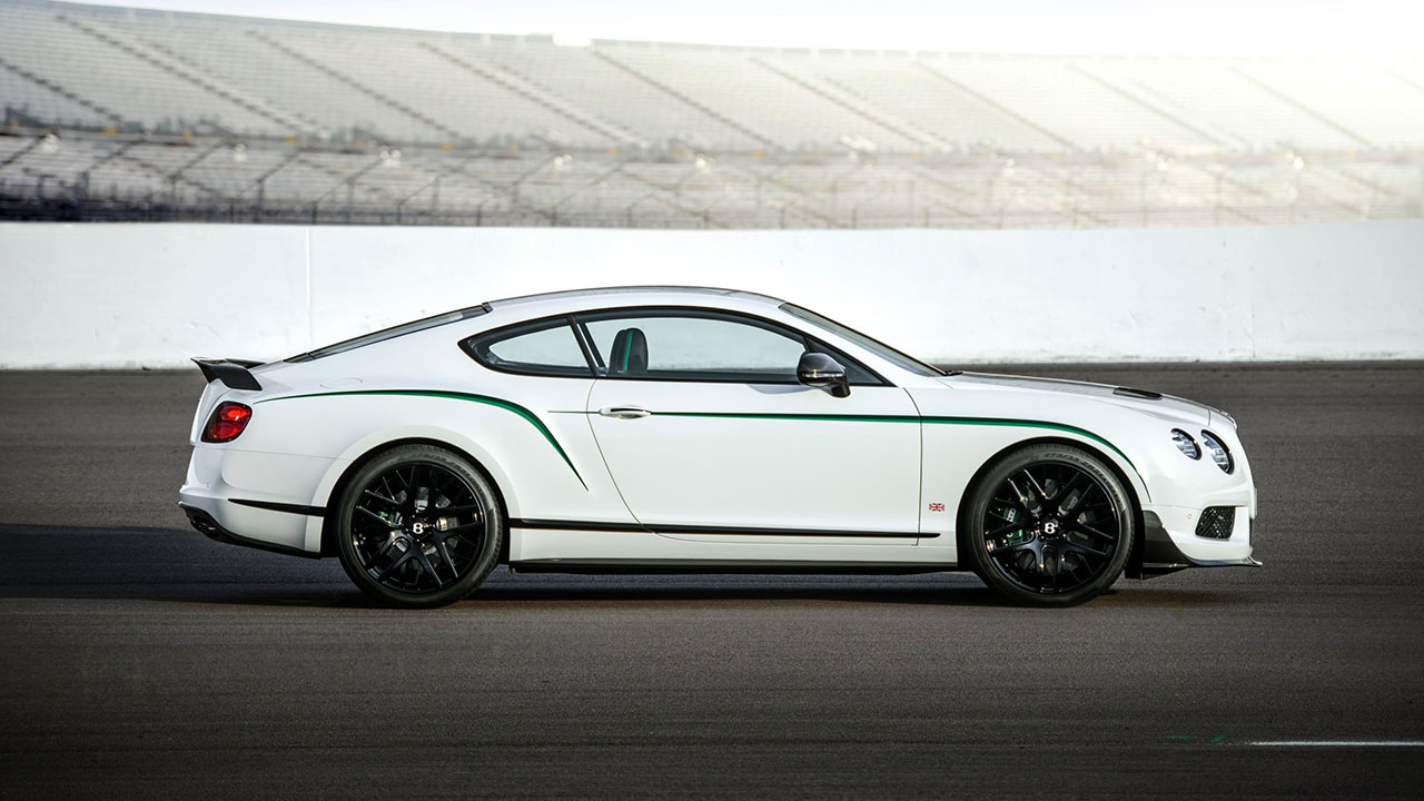 Bentley Continental GT3-R side