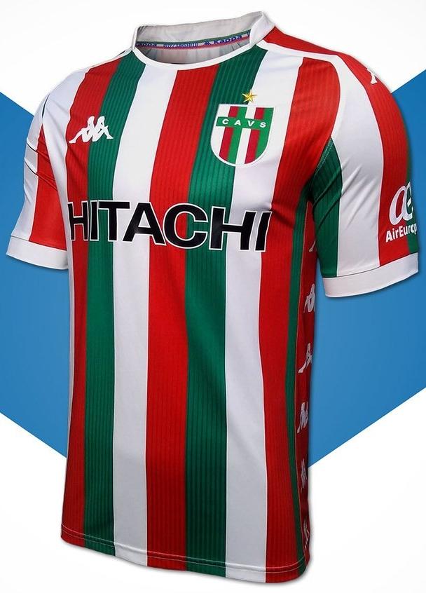 Kappa divulga a nova terceira camisa do Vélez Sarsfield - Show de ... 11af84255a00b