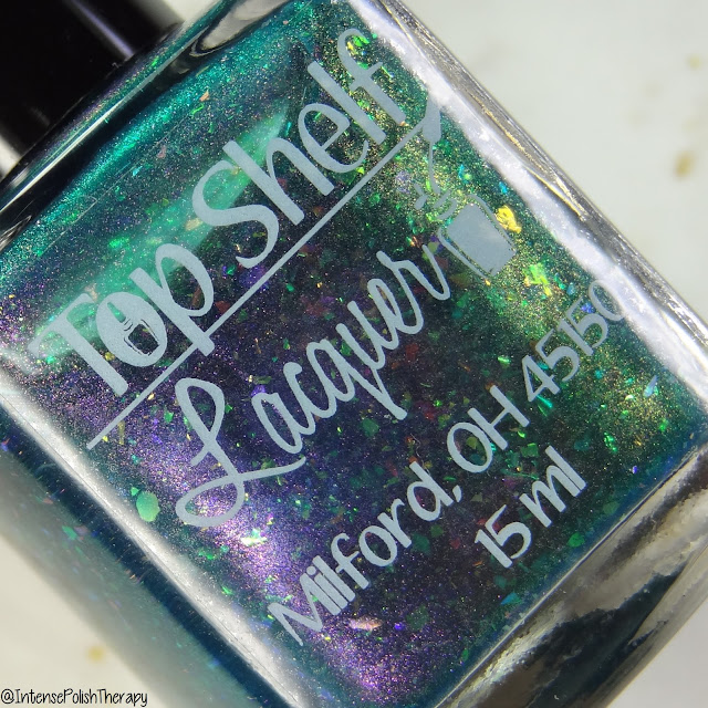 Top Shelf Lacquer Your Hair Deflated!   August 2018 Polish Pickup