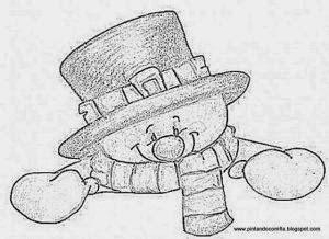boneco de neve, natal
