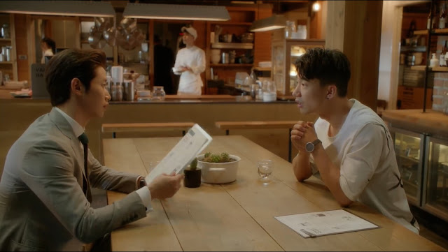 Moonshine and Valentine Episode 5 Drama Recap