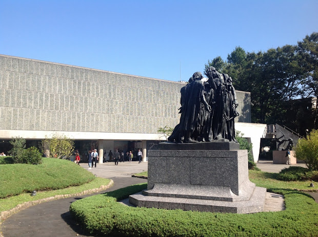 ' Japan National Museum Of Western Art