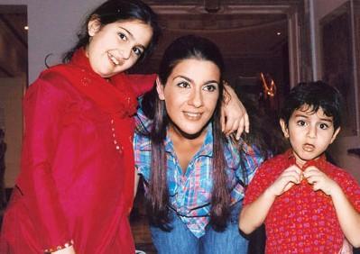 BOLLYWOOD KIDS: SAIF ALI KHAN Saif Ali Khan Wife And Kids
