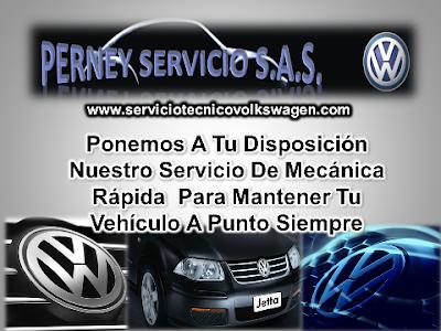 Perney Servicio SAS  - Mantenimiento de Sistema de Frenos VW