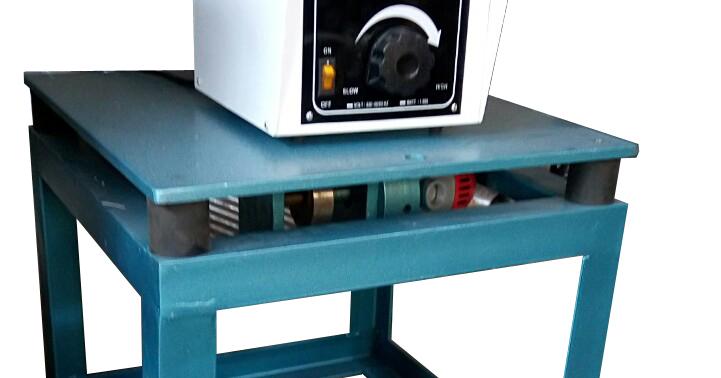 Jual Vibrating Table Di Surabaya Alat Laboratorium