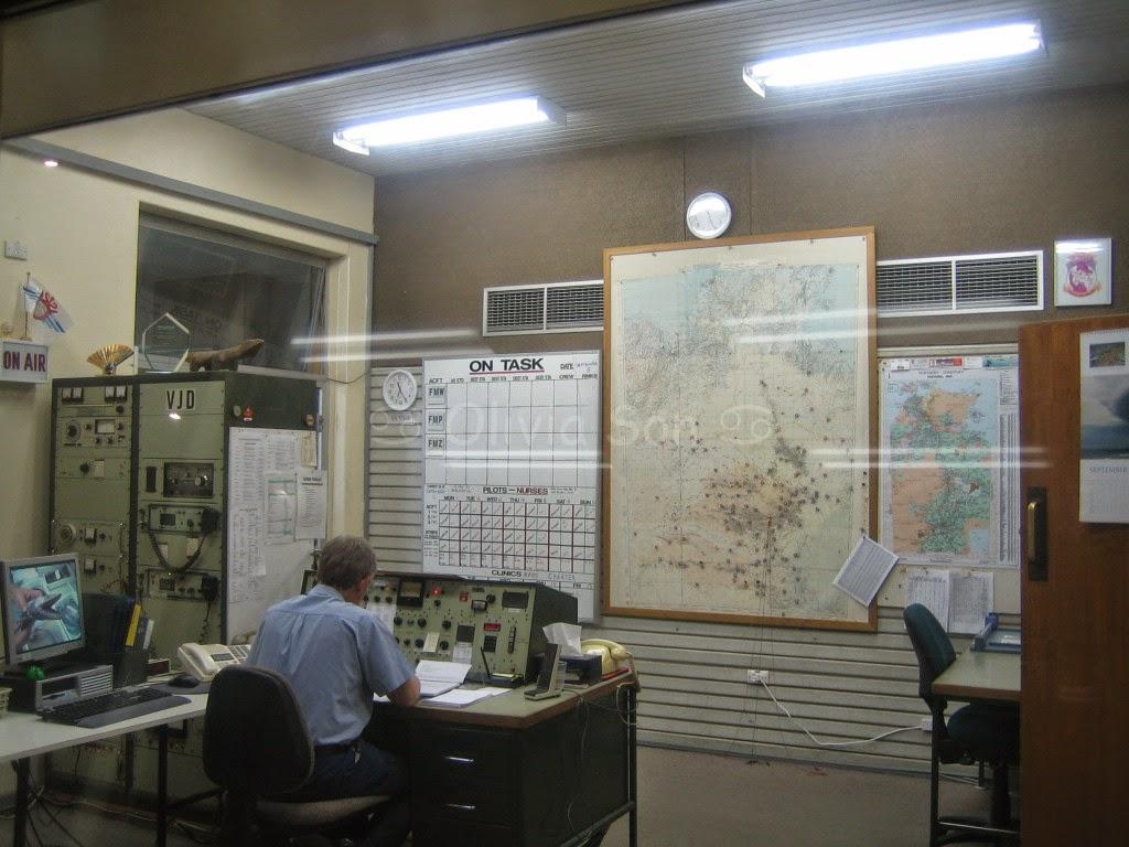 Royal Flying Doctors Service, Australie