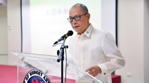 Budget secretary Benjamin Diokno announced more cash incentives for qualified government employees