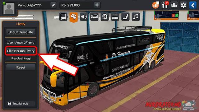 pilih berkas livery bussid