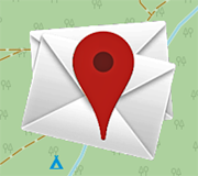 Как передать свои координаты с помощью SMS