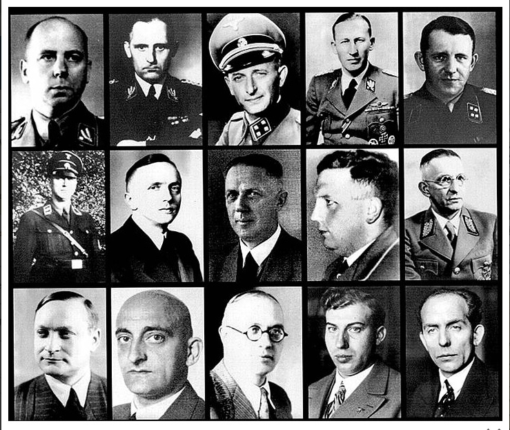 the wannsee conference Last friday, january 20, marked the 75th anniversary of the notorious wannsee conference, in which 15 influential representatives of the nazi regime discussed the so-called final solution of the jewish question.