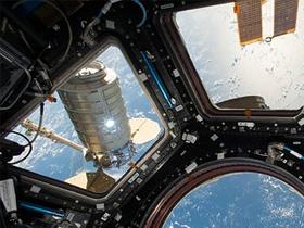 ISS(素材)