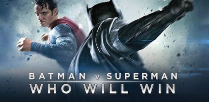 Batman v Superman Who Will Win Para Hileli MOD APK - androidliyim.com