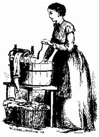 the Brontë Sisters: Housekeeping in the Victorian period.