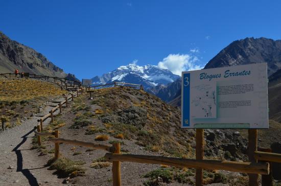 Parque Aconcágua em Mendoza