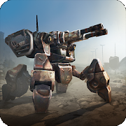 Mech Legion: Age of Robots v2.17 Apk MOD [Unlimited Money]