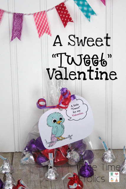 Sweet treat valentine printable www.freetimefrolics.com