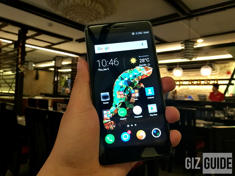 Infinix Zero 4 Is Equipped With OnePlus 3 Like Main Camera Sensor Under PHP 10K!