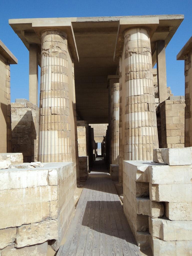 O que fazer em Saqqara