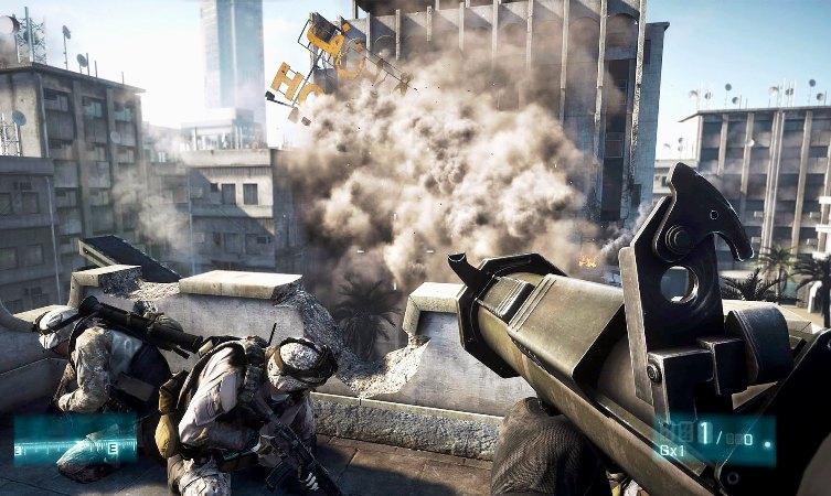 Battlefield 3 Game ScreenShots2