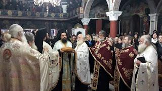 Λαμπρός εορτασμός στον Ιερό Ναό Αγίου Αντωνίου στον Σβορώνο Πιερίας