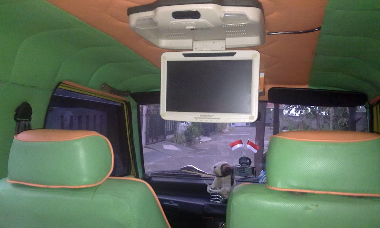 Kumpulan Foto Modifikasi Mobil Daihatsu Hijet 1000 Terbaru ...