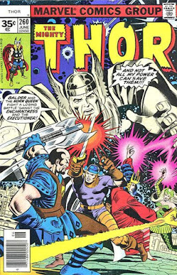 Thor #260, the Executioner